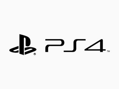 Sony PS4 Logo